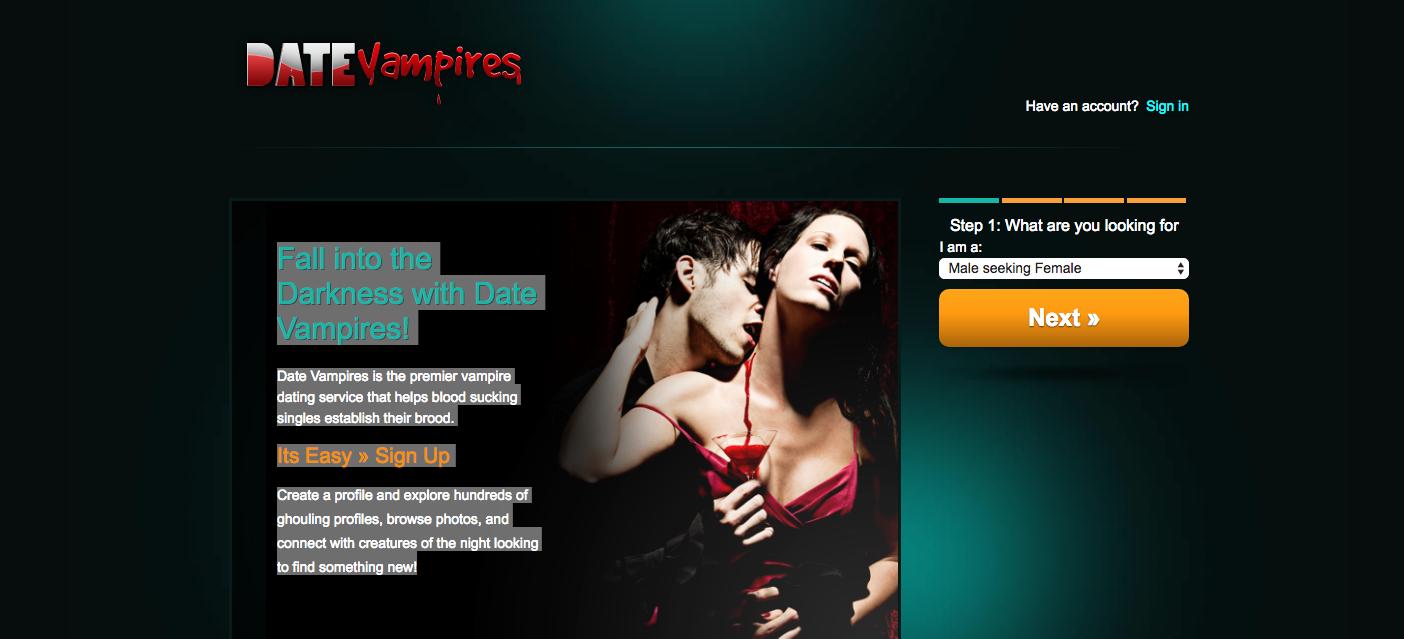 Date Vampires